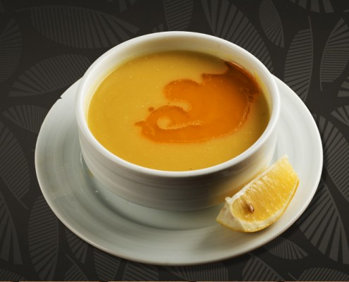 Mercimek Çorbası