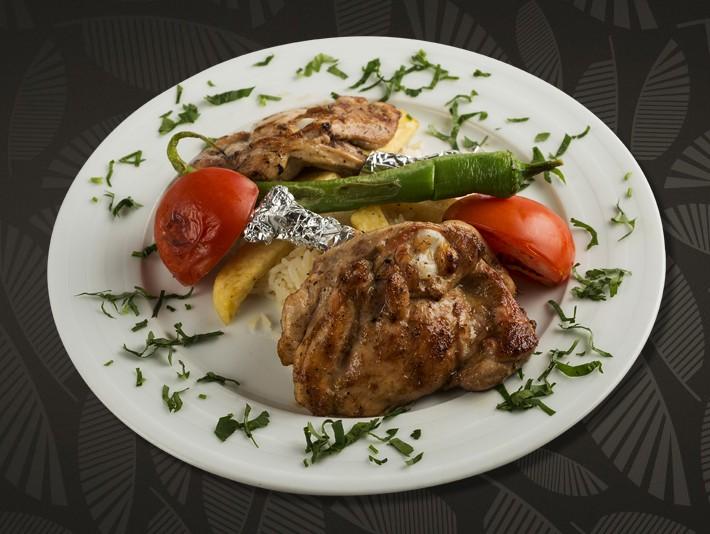 Tavuk Pirzola